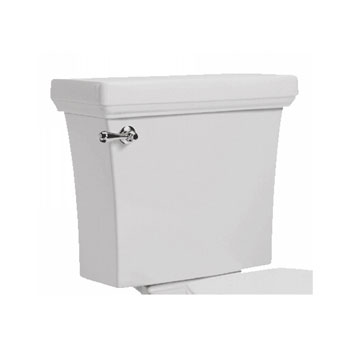 St. Thomas Creations 6401.028.01 Presley Two Piece Chair Height Elongated Toilet Tank Only - White