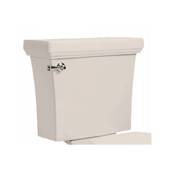 St. Thomas Creations 6401.028.06 Presley Two Piece Chair Height Elongated Toilet Tank Only - Balsa