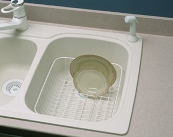 Swanstone Wb Db Drain Basket For Large Kitchen Sink