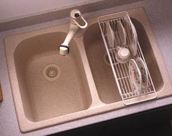 Swanstone WB-LB Wire Basket For KSLB-3322 Kitchen Sink - White
