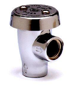 T&S Brass B-0968 Atmospheric Vacuum Breaker - Chrome