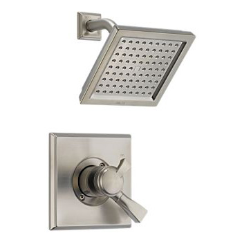 Delta T17251-SS Dryden Monitor(R) Pressure Balance Shower Trim with Volume Control - Brilliance Stainless