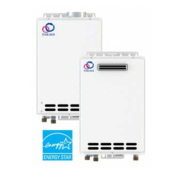 Takagi T-K4-IN-NG (Indoor) Natural Gas Tankless Water Heater