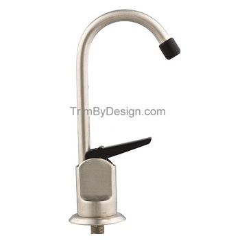 Trim by Design TBD120C-20 6 inch  Standard Water Dispenser Faucet - Stainless Steel