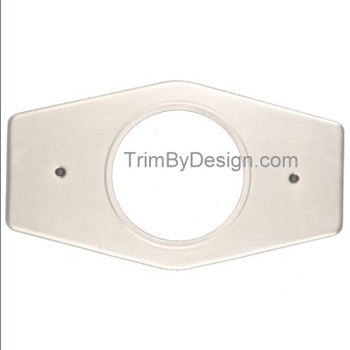 trim  design tbd  hole remodeling plate brushed nickel faucetdepotcom