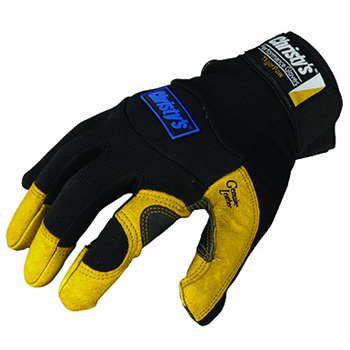 Christy's TC-1956XLRG Tiger Paw Work Gloves - Large