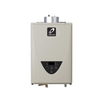 Takagi tk 310c ni 190 000 btu concentric vent indoor non Takagi tankless water heater