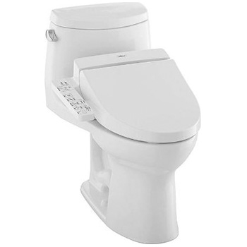 toto cst604cefgt20 01 ultramax ii one piece high efficiency toilet cotton white. Black Bedroom Furniture Sets. Home Design Ideas
