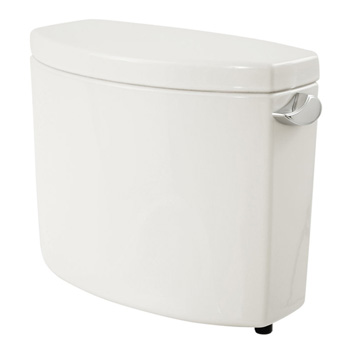 TOTO ST454ER#01 Drake II Right Handed Toilet Tank with Trim - Cotton White