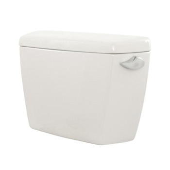 TOTO ST743E-01 Tank with E-Max Flushing System - Cotton White