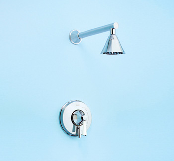 Toto TS784PSWC Clayton Shower Only Trim - Chrome