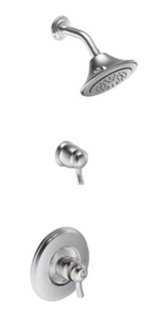 Moen TS8115 Rothbury ExactTemp Thermostatic Shower Trim Only - Chrome