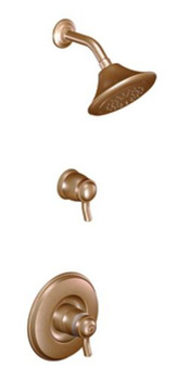 Moen TS8115AZ Rothbury ExactTemp Thermostatic Shower Trim Only - Antique Bronze