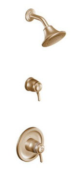 Moen TS9115BB Icon ExactTemp Thermostatic Shower Trim Only - Brushed Bronze