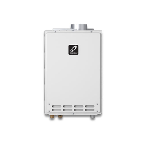 Takagi T-D2-IN-NG Indoor Natural Gas Tankless Water Heater