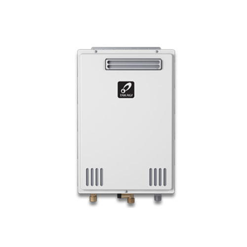 Takagi T-D2-OS-NG Outdoor Natural Gas Tankless Water Heater