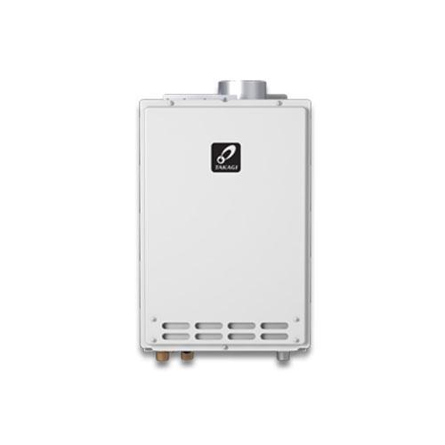 Takagi T-K4-IN-NG Indoor Natural Gas Tankless Water Heater