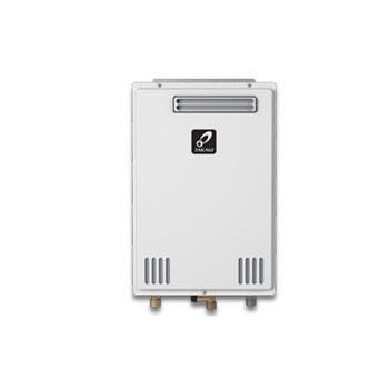 Takagi Jr. T-KJR2-OS-NG (Outdoor) Natural Gas Tankless Water Heater
