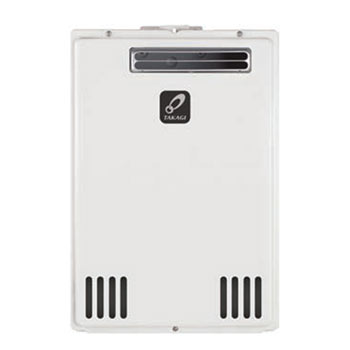 Takagi T-KJr2U-OS-NG (Outdoor) Natural Gas Tankless Water Heater