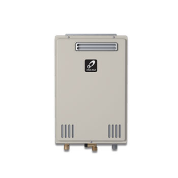 Takagi TK-310U-E Series 200 190,000 BTU Natural Gas/Liquid Propane Outdoor Non-Condensing Ultra-Low NOx Tankless Water Heater