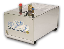 ThermaSol SSM-ACR Steamshower Generator Classic Series - Acrylic Unit