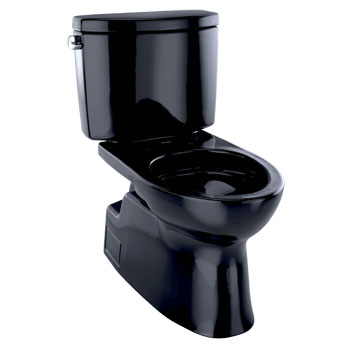 toto cst474cef 51 vespin ii two piece elongated gpf universal height skirted design toilet. Black Bedroom Furniture Sets. Home Design Ideas