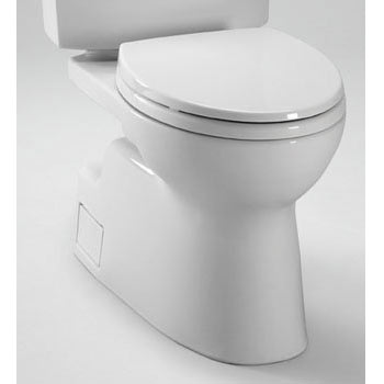 Toto Ct494cefg 01 Vespin Ii Elongated Toilet Bowl Only