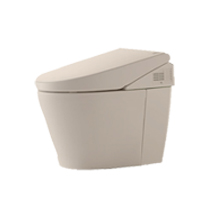 Toto MS982CUMG-12 Neorest 550H Dual Flush Toilet, 1.0/0.8 GPF with Ewater+ - Sedona Beige