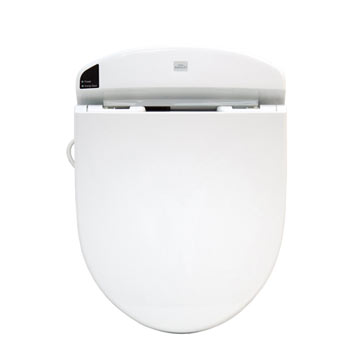 Toto SW843-01 Round Front Washlet E200 - Cotton White