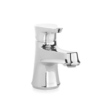 Toto TL230SD#PN Wyeth Single-Handle Lavatory Faucet - Polished Nickel
