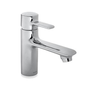 Toto TL416SD#CP Aquia Single-Handle Lavatory Faucet - Chrome
