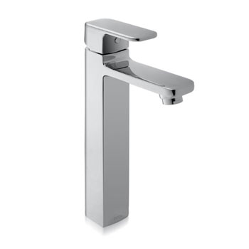 Toto TL630SDH#CP Upton Single-Handle Vessel Lavatory Faucet - Chrome