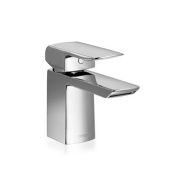 Toto TL960SDLQ#CP Soir�e Single Handle Lavatory Faucet, 1.5 GPM - Chrome