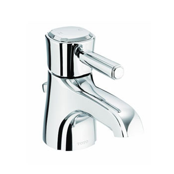 Toto Tl970sd Cp Guinevere Single Handle Lavatory Faucet Chrome
