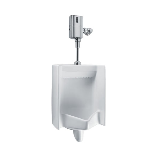 Toto UT445U#01 Commercial Washout High Efficiency Urinal, 0.125 GPF - Cotton White