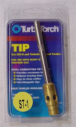 TurboTorch ST-1 Propane and Mapp Torch Tip