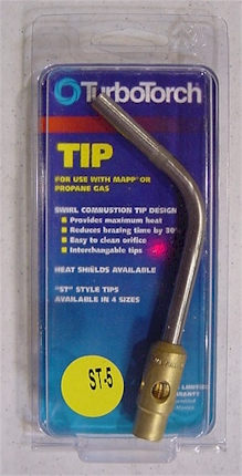 TurboTorch ST-5 Propane and Mapp Torch Tip