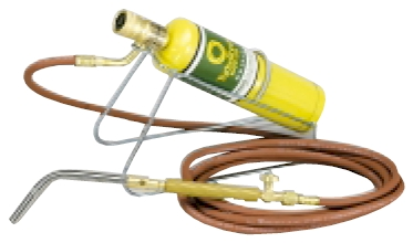 TurboTorch TS-1B Kit Propane and Mapp Snake Kit