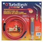 TurboTorch X-3B Air-Acetylene torch Kit for medium capacity brazing or soldering