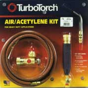 TurboTorch X-5B Air-Acetylene Kit