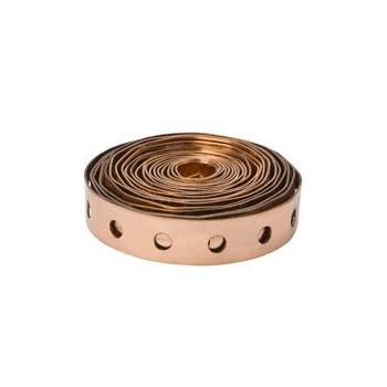 3 4 X 10 Ft Copper Strap 24g Faucetdepot Com