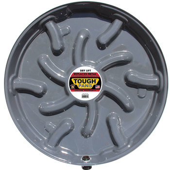 Vizco Vp25r P 25 Quot Tough Pans Dry Lift Bulldog Water Heater