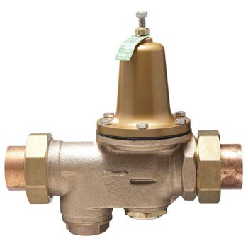 watts lf25aub z3 3 4 inch lead free water pressure reducing valve. Black Bedroom Furniture Sets. Home Design Ideas