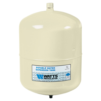 Watts PLT-5 Potable Water Expansion Tank - 2.1 Gal. (0067370)