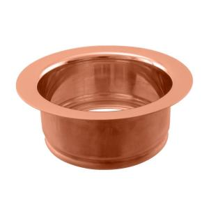 Westbrass D208-10 In-Sink-Erator Disposal Flange - Copper