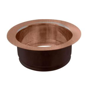 Westbrass D208-11 In-Sink-Erator Disposal Flange - Antique Copper