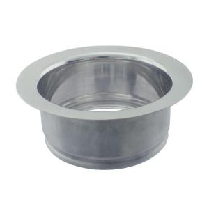 Westbrass D208-20 In-Sink-Erator Disposal Flange - Stainless Steel