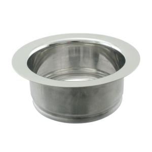 Westbrass D208-26 In-Sink-Erator Disposal Flange - Chrome