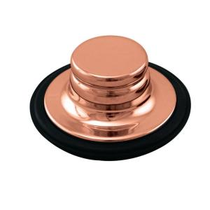 Westbrass D209-10 In-Sink-Erator Disposal Stopper - Copper