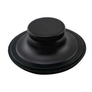 Westbrass D209-12 In-Sink-Erator Disposal Stopper - Oil Rubbed Bronze